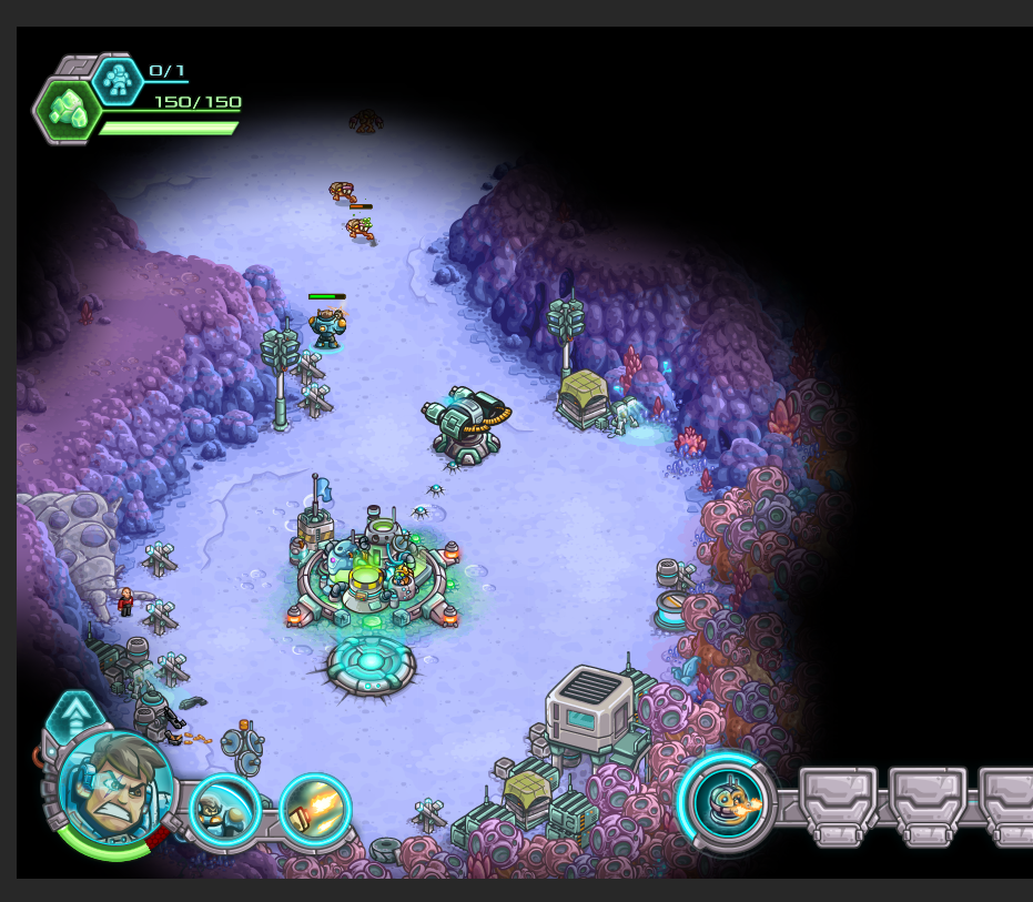 Implementing Fog of War for RTS games in Unity 1/2